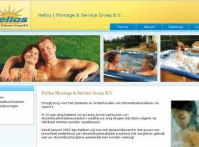 Websit Helios Montage