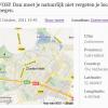 Twitter Maps Location Data